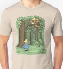 My Neighbor in Wonderland Unisex T-Shirt