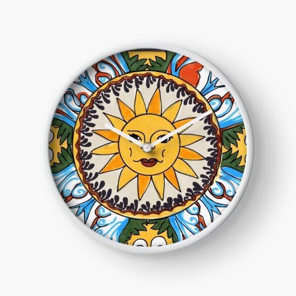 Sunny Talavera Clock