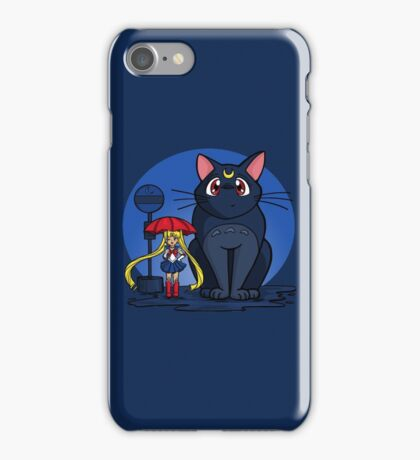My Neighbor Luna iPhone Case/Skin