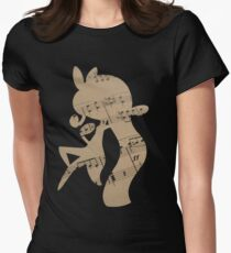 Meloetta used sing Women's Fitted T-Shirt