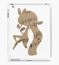 Meloetta used sing iPad Case/Skin