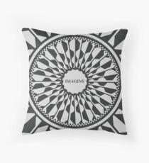 Imagine - Memorial Throw Pillow