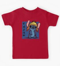 Cunning and Blue! Kids Tee