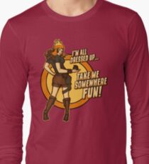 Vera Long Sleeve T-Shirt