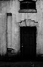Black Door by Joshua Greiner