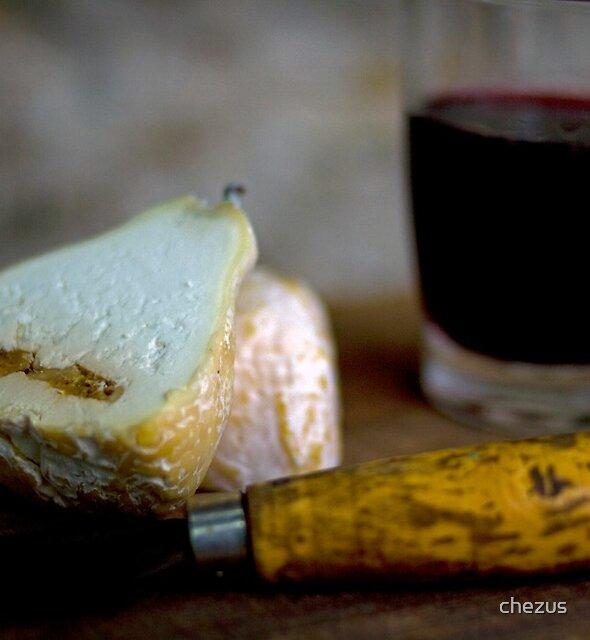 Cheese and Wine by chezus