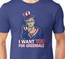 Uncle Dean wants YOU Unisex T-Shirt