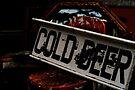 Cold Beer by Joshua Greiner