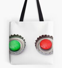 lids of soft drinks and confectionery Tote Bag