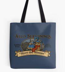 Meet the Missus Tea Tote Bag