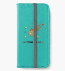 Asteroid Day 2019 - #AsteroidDay iPhone Wallet/Case/Skin