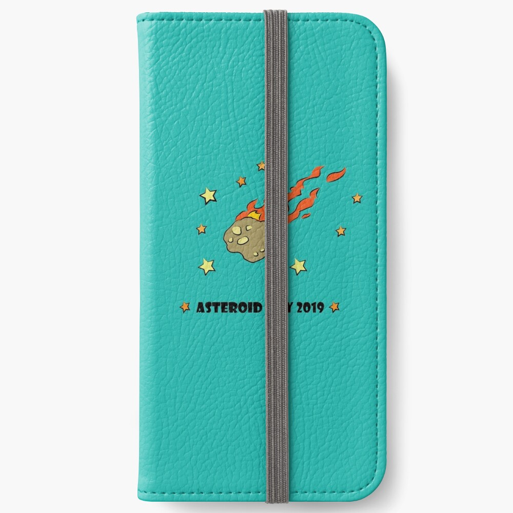Asteroid Day 2019 - #AsteroidDay iPhone Wallet