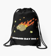 Asteroid Day 2019 - #AsteroidDay Drawstring Bag