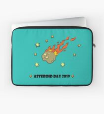 Asteroid Day 2019 - #AsteroidDay Laptop Sleeve