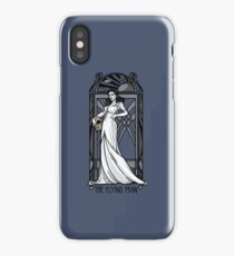 The Flying Man iPhone Case/Skin