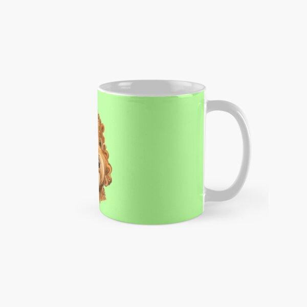 Mavis the Labradoodle Classic Mug