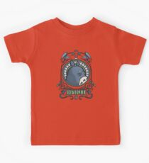 Forest Spirit Nouveau Kids Tee