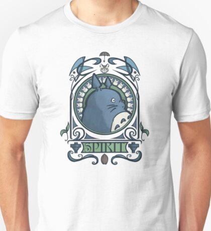 Forest Spirit Nouveau T-Shirt