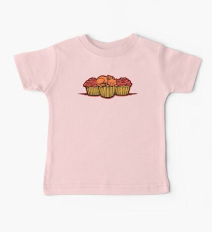 Cupcake Cats Kids Clothes