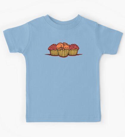 Cupcake Cats Kids Clothes