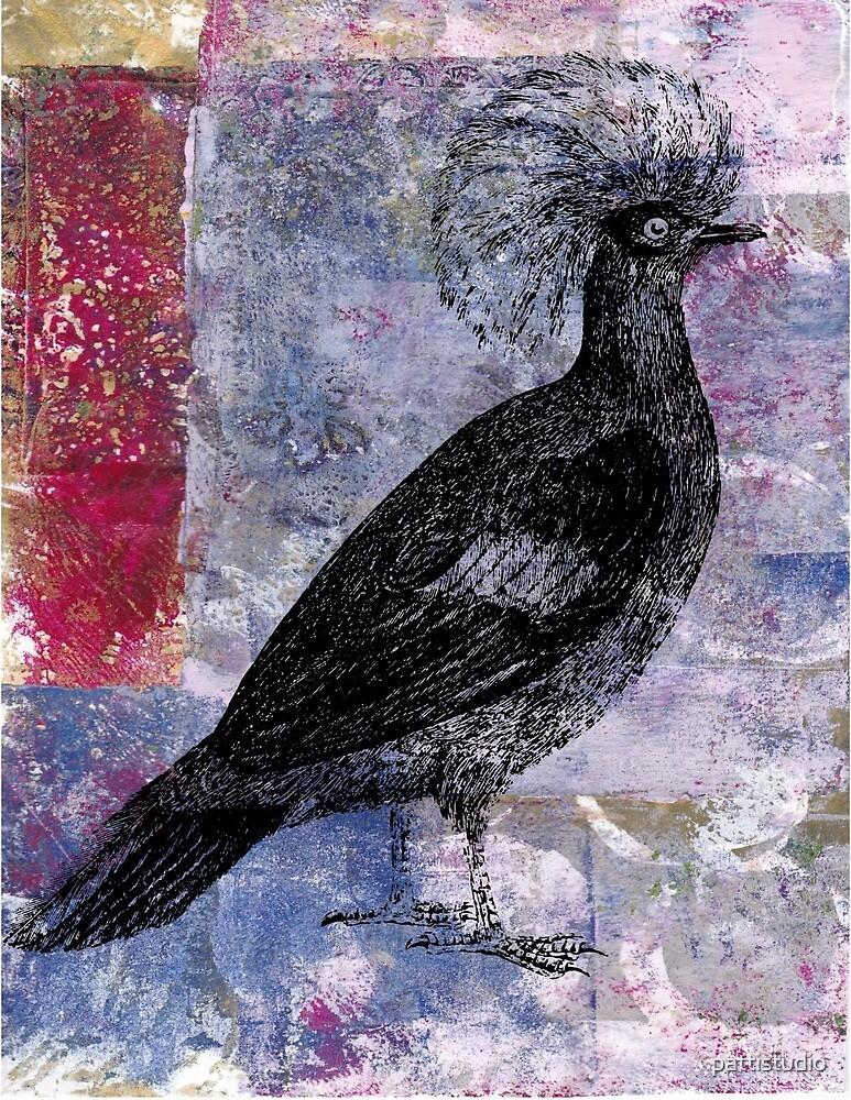A Little Birdie Told Me by pattistudio
