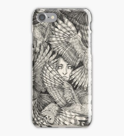 Daughter of Owls iPhone Case/Skin
