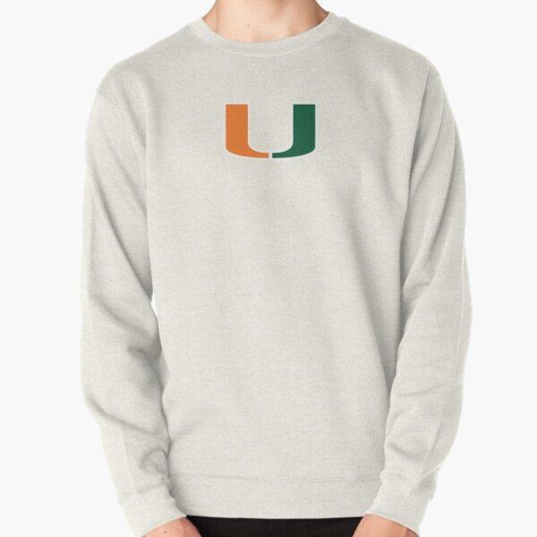 Miami Hurricanes Pullover Sweatshirt