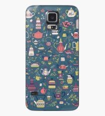 Teapots #3 Case/Skin for Samsung Galaxy