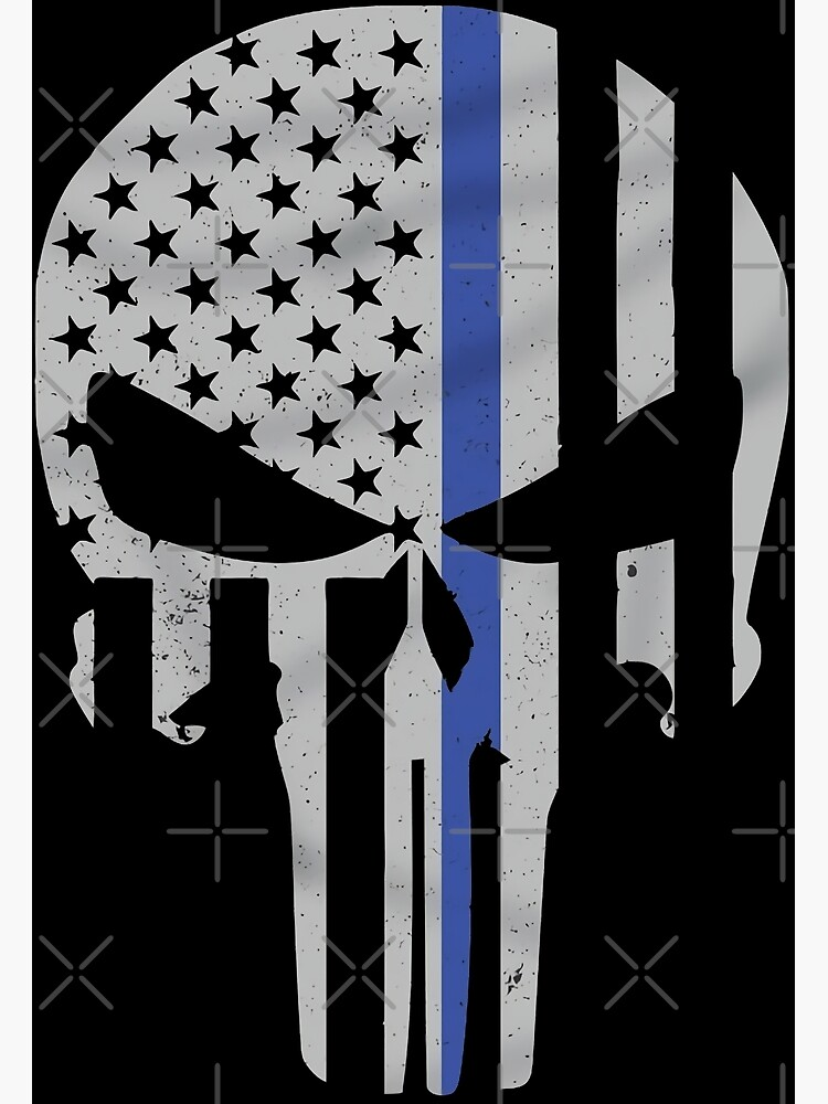 Military Skull [Tactical Flag] by SourLimeDesigns