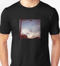 Lamppost Frame T-Shirt