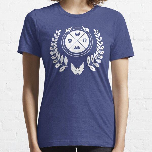 Wombat Crest Essential T-Shirt