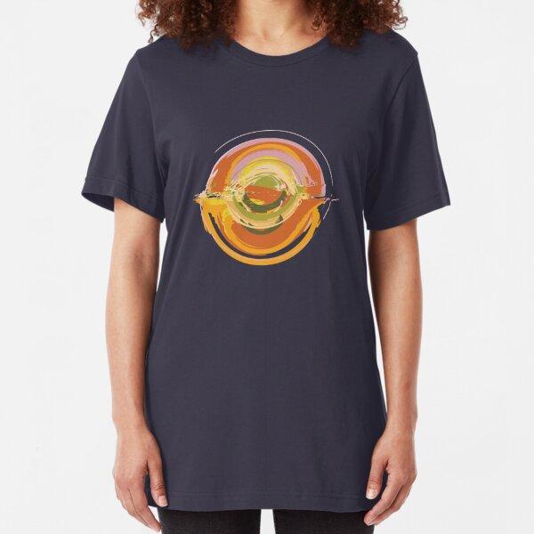 """Orb 44 """"Sun"""" Slim Fit T-Shirt"""
