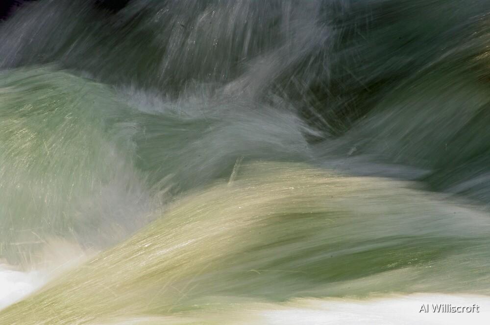 August rush by Al Williscroft
