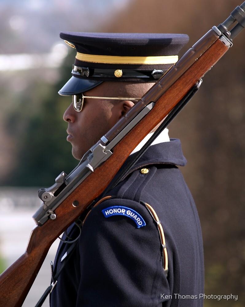 Honor Guard by Ken Thomas Photography