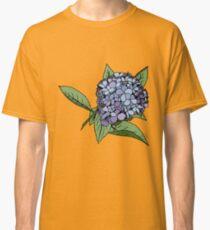 Hydrangea Blue Classic T-Shirt