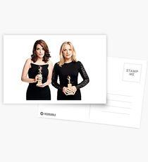 Tina & Amy GG15 Postcards