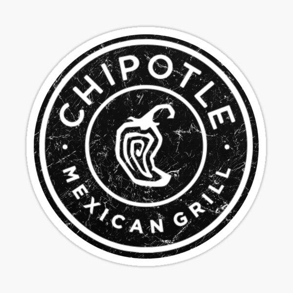 Chipotle Sticker