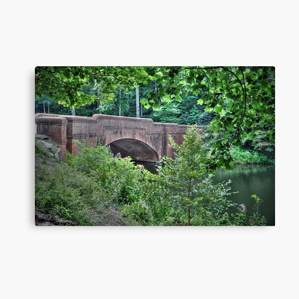 Biltmore Bridge Canvas Print