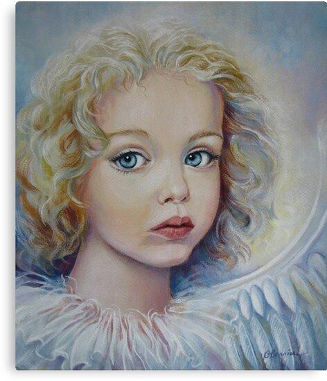 Angel by Elena Oleniuc