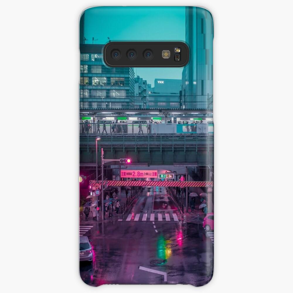 Neo Tokyo Metropolis Case & Skin for Samsung Galaxy
