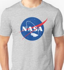 NASA Back 2 Future Unisex T-Shirt