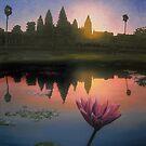 Angkor by Haroldbeckart