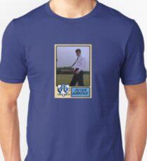 Peter Gibbons Baseball Card Unisex T-Shirt