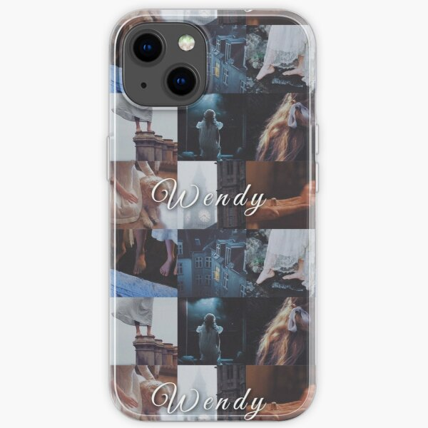 Wendy Aesthetic iPhone Soft Case