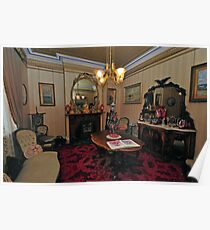 Victoriana, The Sitting Room Poster