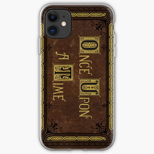Henry's Book iPhone Soft Case