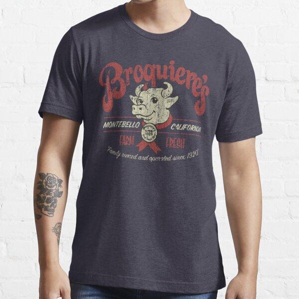 Broguiere's Farm Fresh Dairy Essential T-Shirt