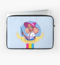 I was sorted into the Pansexual House Laptop Sleeve