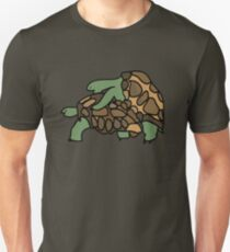 Ninja Turtle Galapagos making love eggs T-Shirt