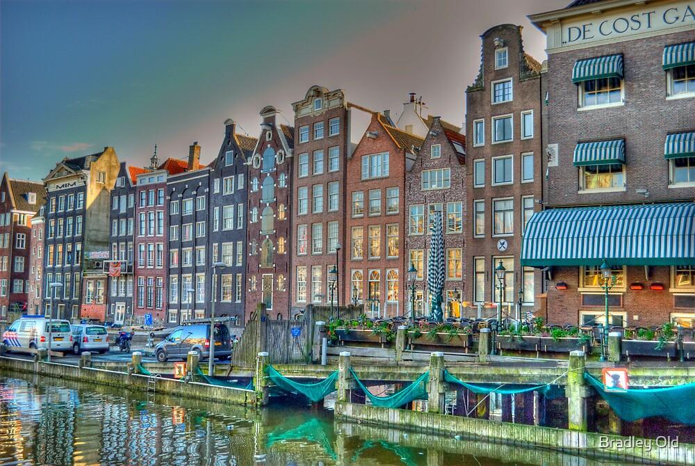 Old Amsterdam by Bradley Old